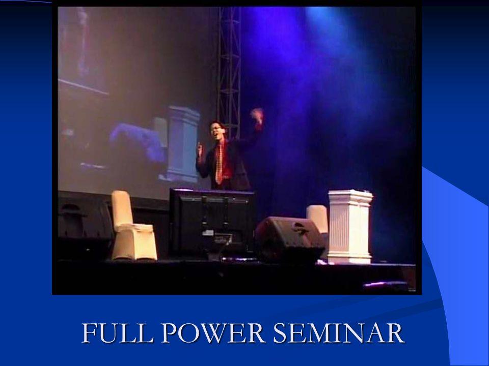 FULL POWER SEMINAR