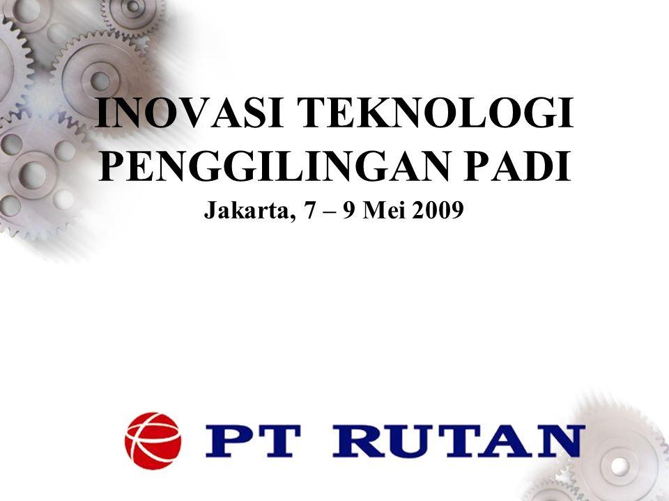 PADI SENTRA (PDS) Lokasi di Malang, Jawa Timur Research and Development Fasilitas training operator, kelompok Tani, KUD, & UPJA Rice Milling Plant (RMP) Kap.