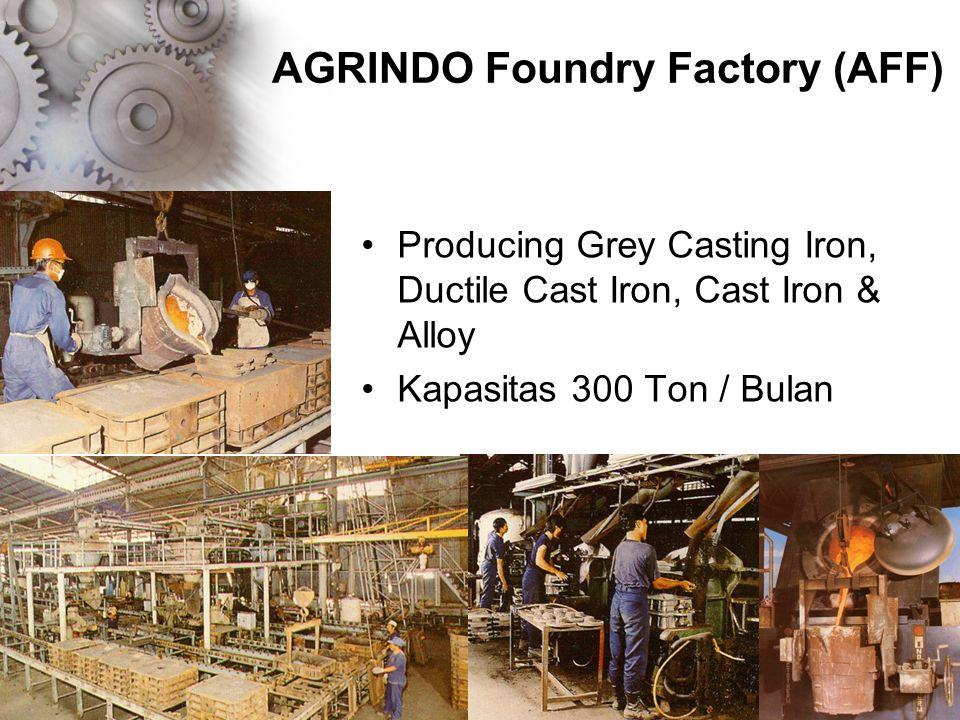 AGRINDO Fabrication Unit (AFU) Vertical Rotating Dryer (VRD) Kap.