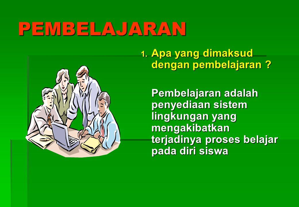 E.TUGAS GURU DALAM BIDANG KURIKULUM 1.