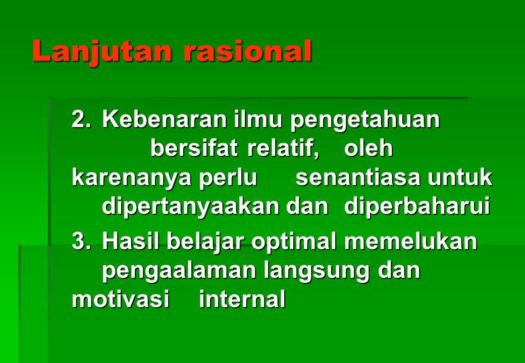 RASIONAL 1.