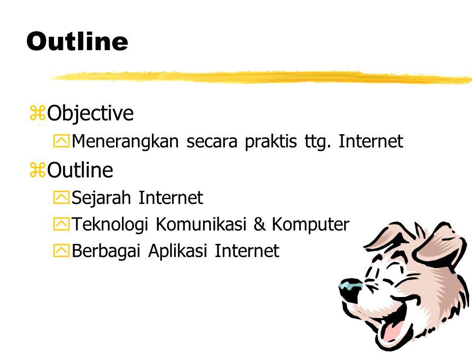 Outline zObjective yMenerangkan secara praktis ttg.