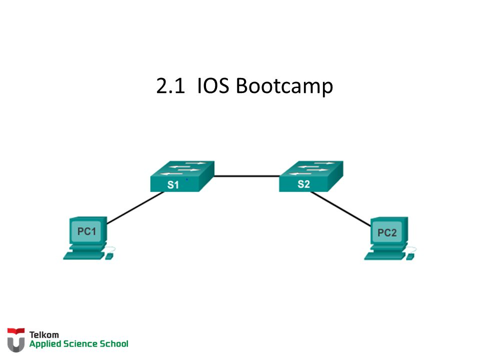 2.1 IOS Bootcamp