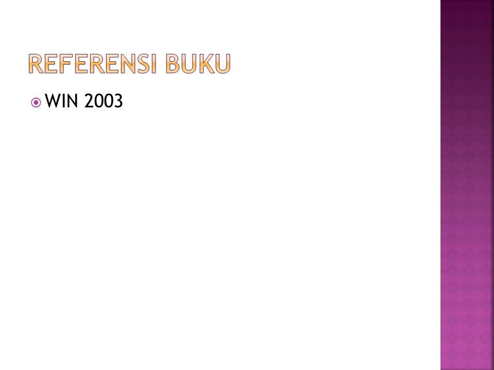  WIN 2003