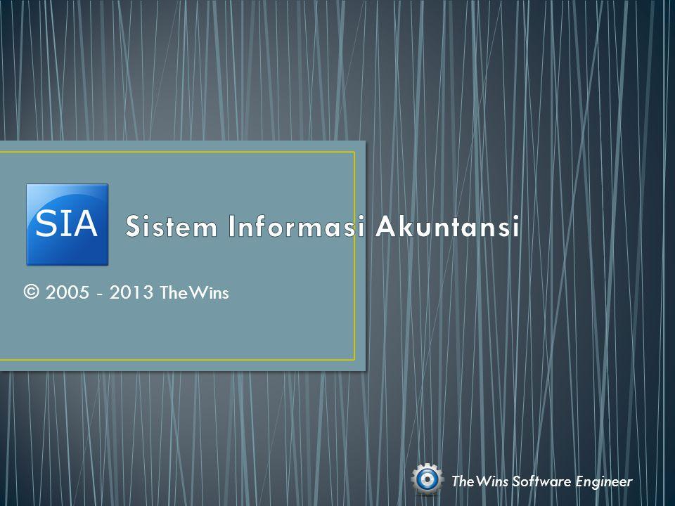 Sistem Informasi Akuntansi merupakan sebuah program aplikasi yang dirancang untuk memenuhi kebutuhan akan laporan- laporan akuntansi perusahaan.