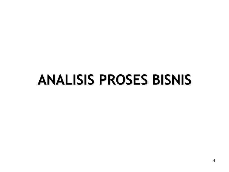 4 ANALISIS PROSES BISNIS