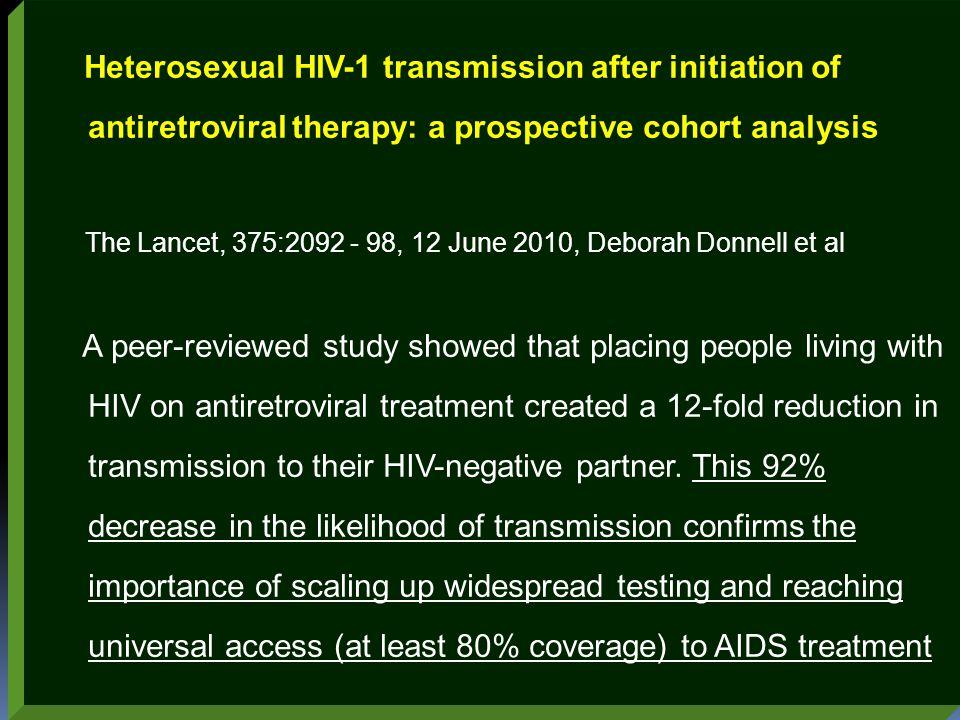 Penelitian HPTN 052 oleh US National Inst.