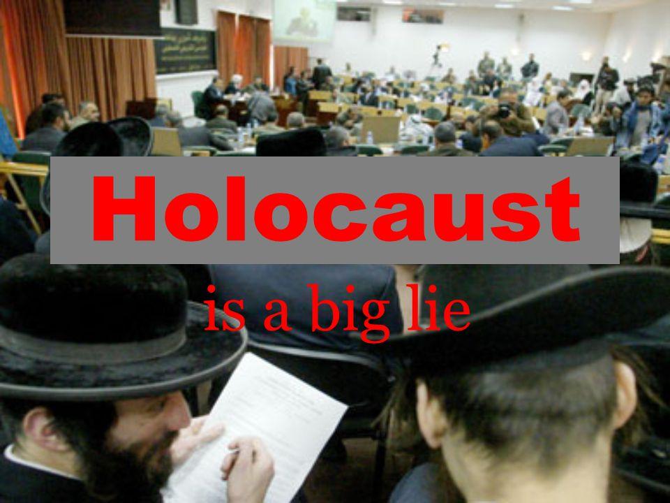 Holocaust adalah pembunuhan massal yang dilakukan Nazi Jerman pada masa Perang Dunia II (1939 hingga tahun 1945) terhadap bangsa Yahudi di Eropa.