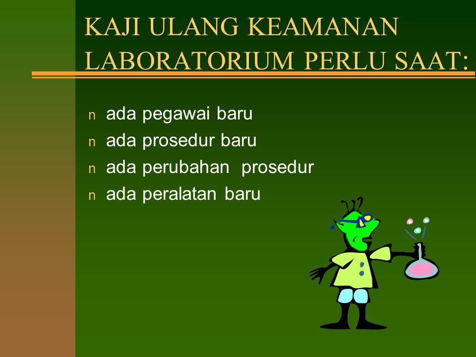Keamanan lab.