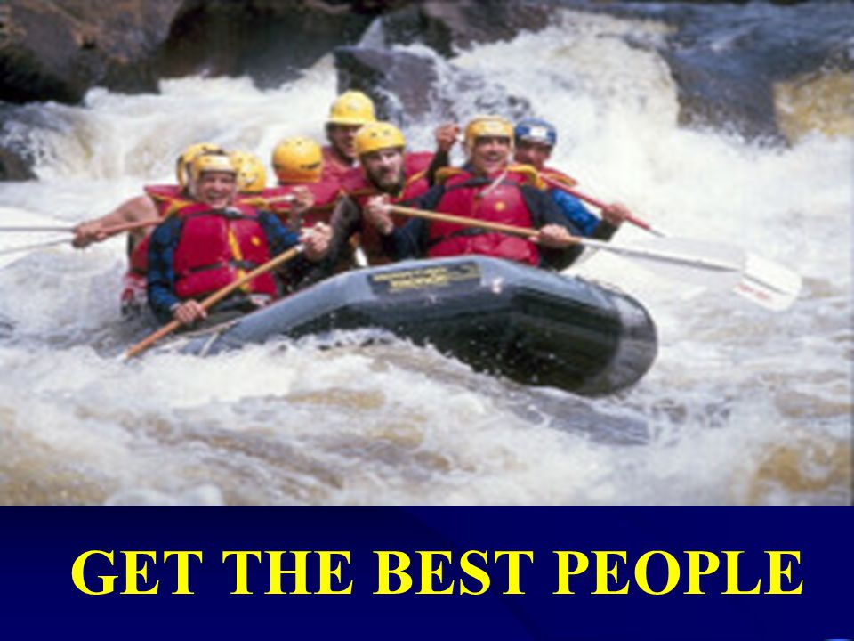 GET THE BEST PEOPLE