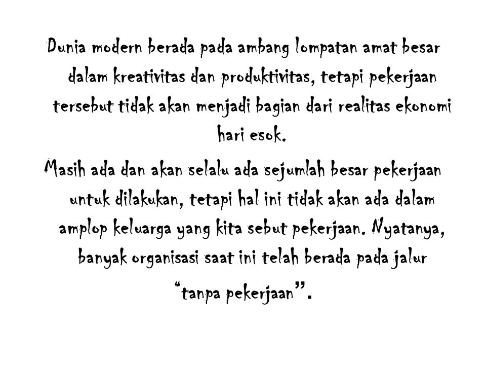 (Heraclitus) Nothing is permanent but change.