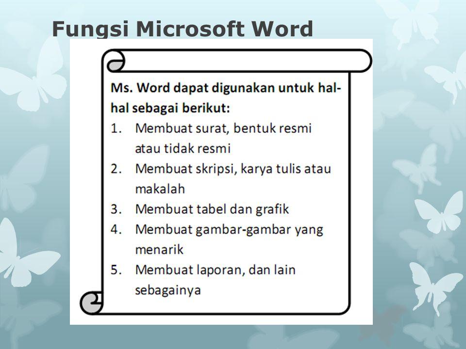 PERBEDAAN Ms.Word 2003, 2007 dan 2010 (1) Ms.Word 2003Ms.Word 2007Ms.Word 2010 Lebih mudah digunakan Sedikit lebih sulit karena orang-orang sudah terbiasa dengan word 2003 Lebih sulit karena programnya lebih tinggi dari word 2007 Fasilitasnya kurang lengkap Fasilitas lebih lengkap dari versi sebelumnya.