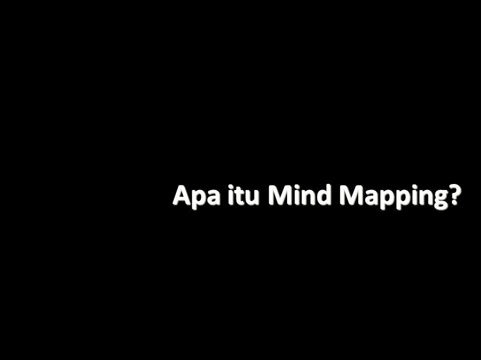 Apa itu Mind Mapping?