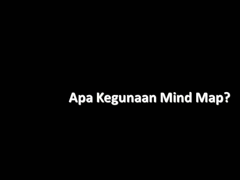 Apa Kegunaan Mind Map?