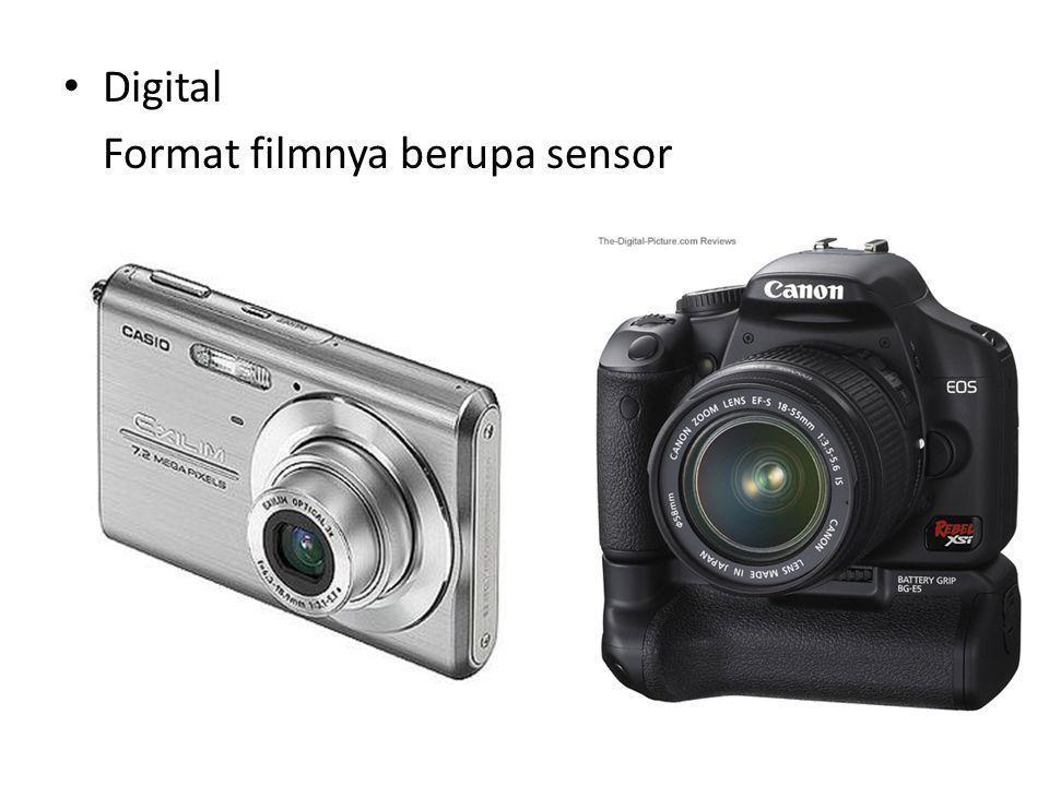 4 macam kamera berdasarkan metode kerjanya: Range Finder atau penemu jarak Jenis kamera ini mempunyai jendela pengamat terpisah dari lensa pengambilan gambar