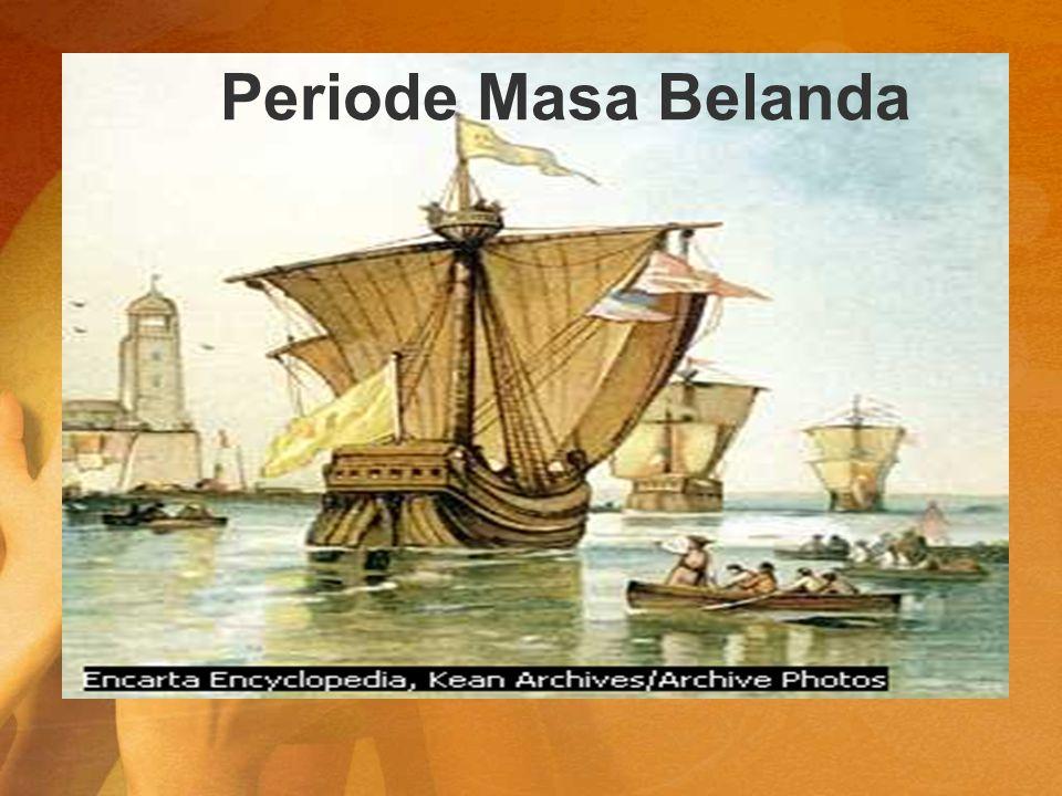 TERBENTUKNYA VOC Keberhasilan ekspedisi-ekspedisi Belanda dalam mengadakan perdagangan rempah-rempah mendorong pengusaha-pengusaha Belanda yang lainnya untuk berdagang ke Nusantara.Diantara mereka terjadi persaingan.Disamping itu mereka harus harus menghadapi persaingan dengan Portugis,Spanyol dan Inggris.Akibatnya mereka saling menderita kerugian,lebih lebih dengan sering terjadinya perampokan perampokan oleh bajak laut.