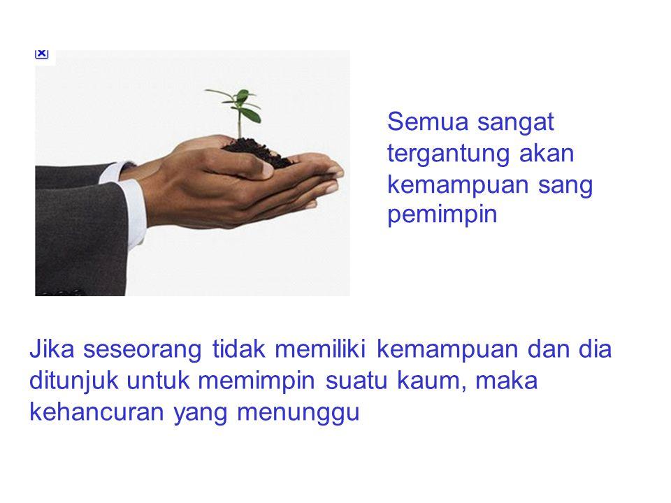 Prinsip Etika Bisnis Kita semua adalah pemimpin, pemimpin para generasi muda.
