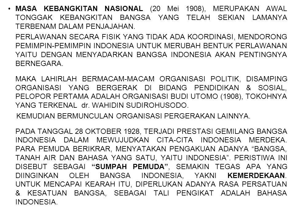 MASA BERAKHIRNYA KOLONIALISME ASING (1942-1945), JEPANG MASUK KE INDONESIA MENGHALAU BELANDA, MERUPAKAN AWAL KOLONI JEPANG DI INDONESIA.