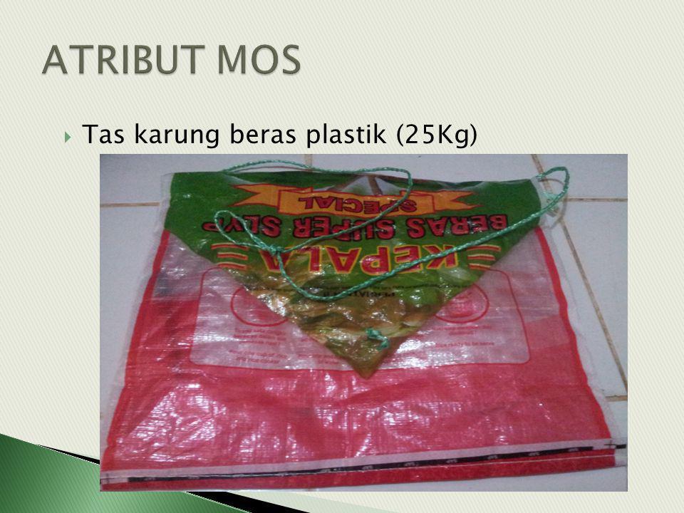  Tas karung beras plastik (25Kg)