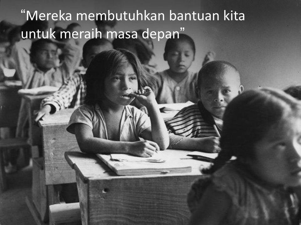 Fakta Banyak orang dan keluarga mampu yang memiliki banyak buku pelajaran atau bacaan yang sudah tidak terpakai yang disia siakan begitu saja / jadi barang loakan.