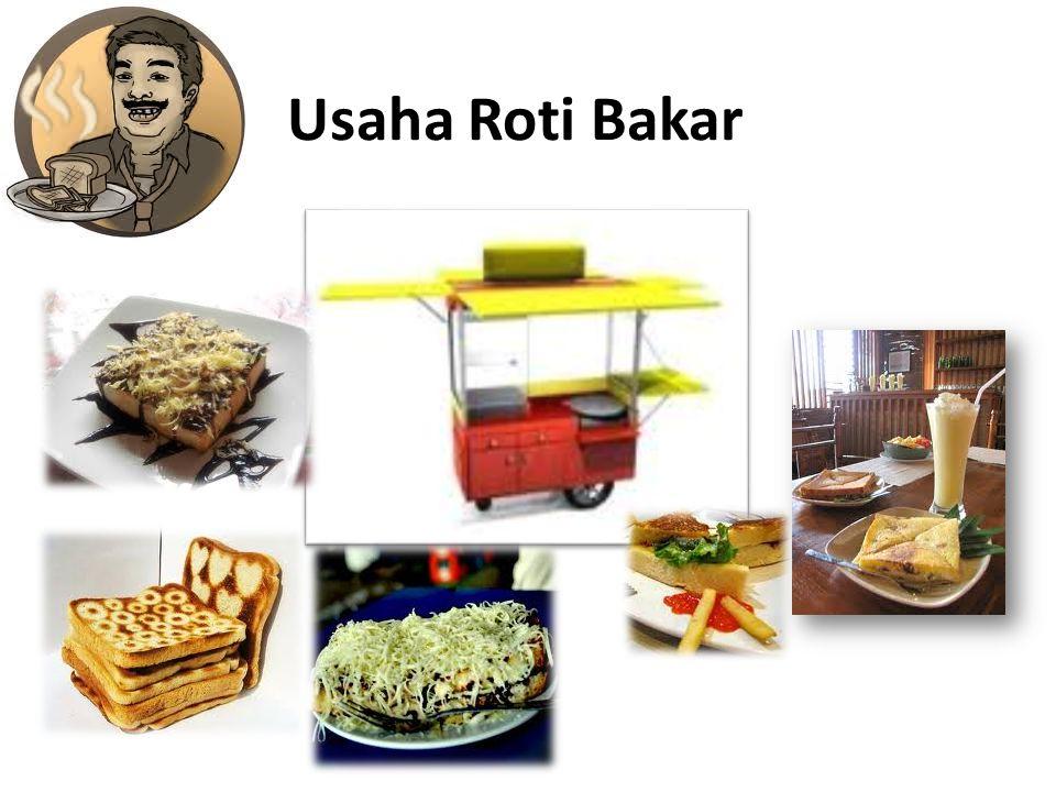 Usaha Roti Bakar