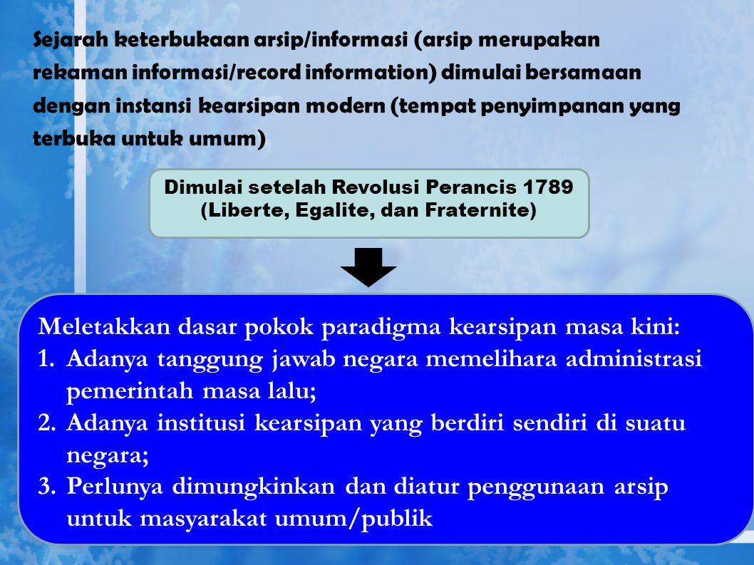 BAB X A Hak Azazi Manusia (Perubahan II UUD 1945 Tahun 2000) Pasal 28 F Setiap orang berhak untuk berkomunikasi dan memperoleh informasi untuk mengemb