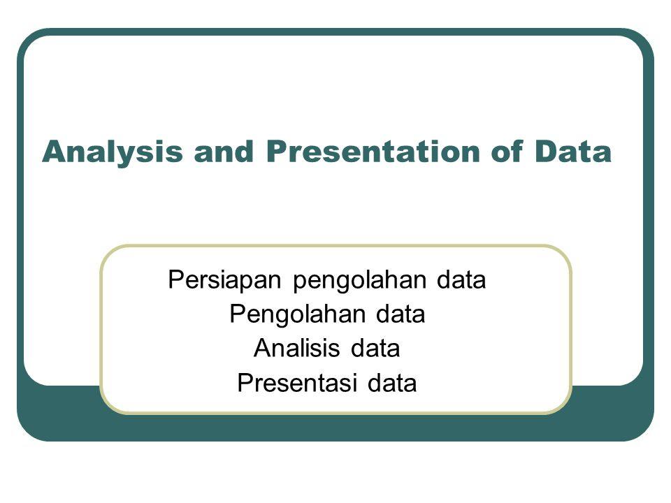 12 Teknik Analisis APLIKASI ILMU STATISTIK dalam penelitian bisnis dapat dibagi ke dalam 2 bagian: 1.