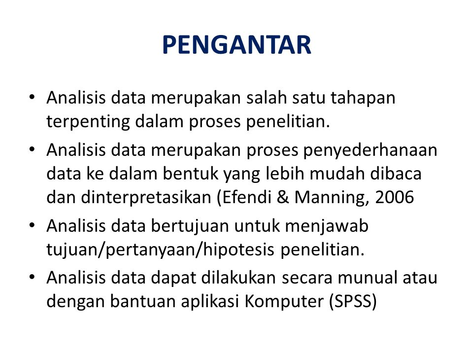 LINEARITAS Cara II Analyze Compare mean– means Masukkan Var independent ke : independent list Var dependen: ke dependent list Chek list: Tes linearity Ok..