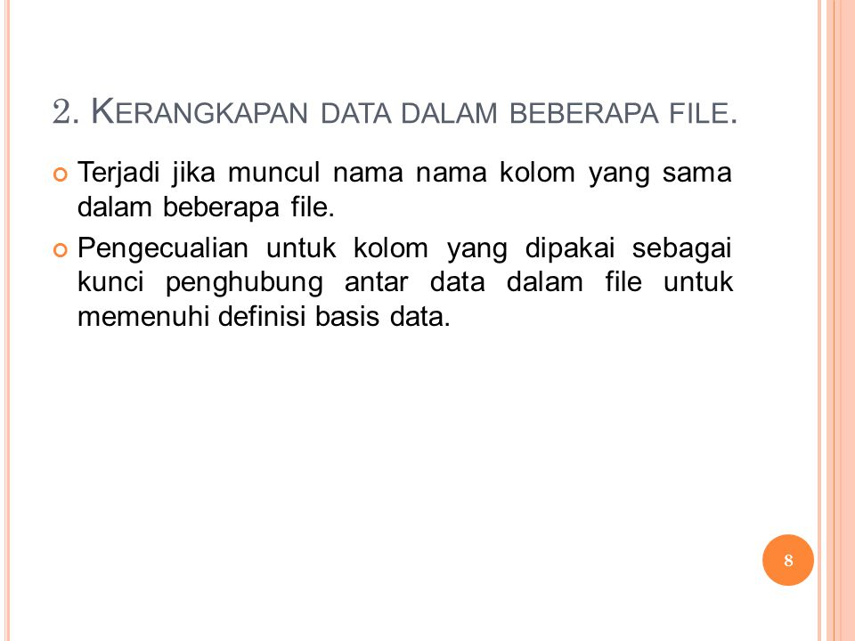 A SPEK KEAMANAN BASIS DATA 5.Security.