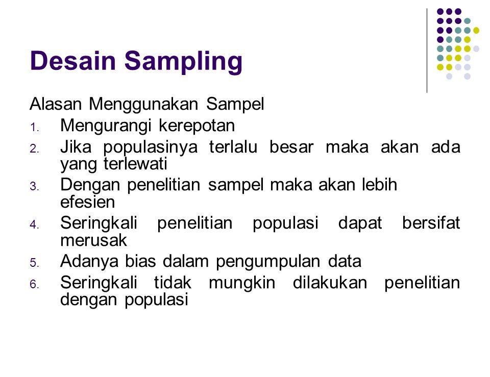 Teknik Pengumpulan Sampel 1.Cara random sederhana(simple random sampling) 2.