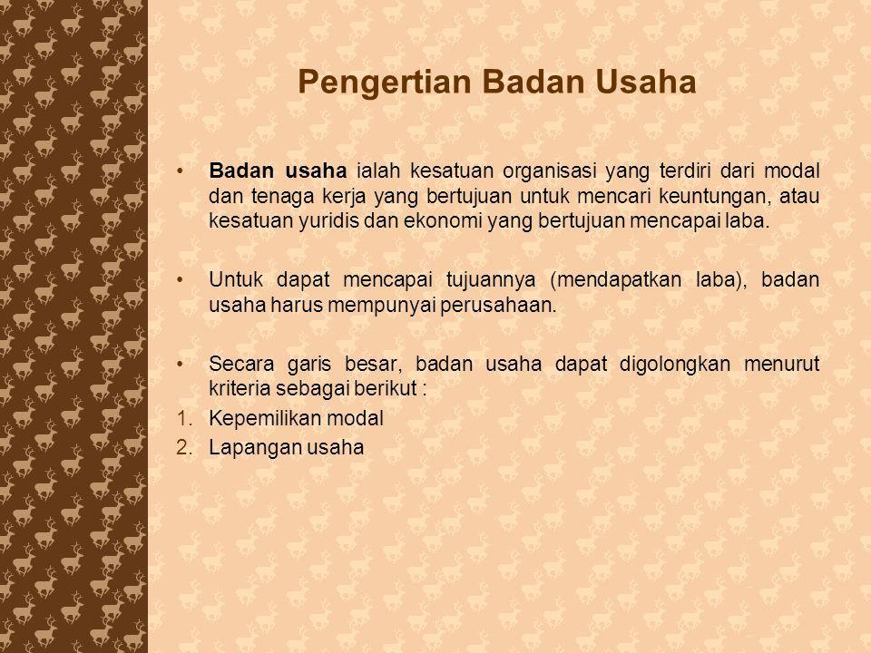 Badan Usaha Milik Negara (BUMN) Pada Pasal 33 UUD 1945 disampaikan bahwa pelaku kegiatan perekonomian Indonesia adalah pemerintah dan swasta.