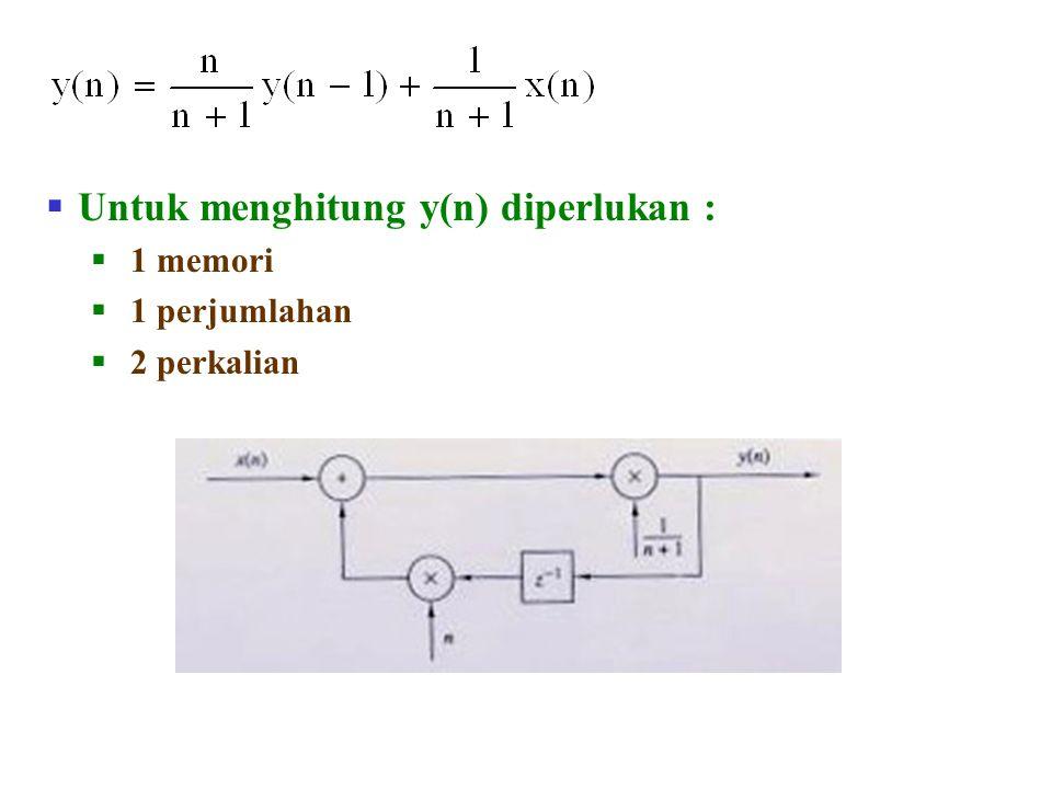 Square-Root Algorithm  A = bilangan positip  S n-1 = tebakan awal  Iterasi konvergen  S n  S n-1  S n =  A