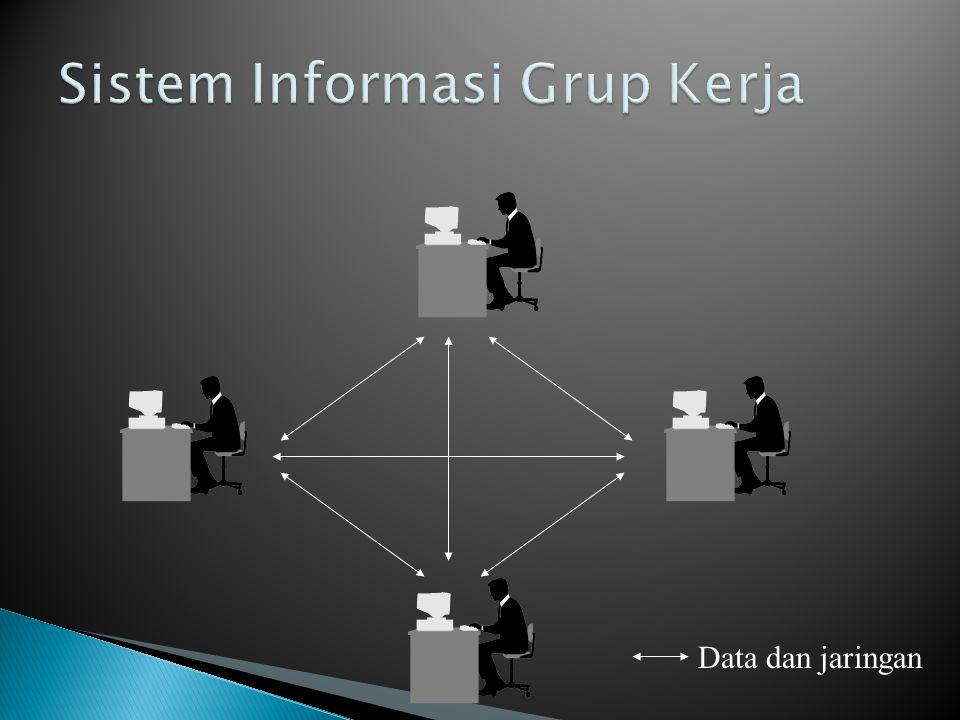  Interoperabilitas  Client, sembarang sistem atau proses yang melakukan suatu permintaan data atau layanan ke server  Server, sistem atau proses yang menyediakan data atau layanan yang diminta oleh client  Sistem informasi dapat dibangun dengan menggunakan perangkat lunak yang berbeda-beda