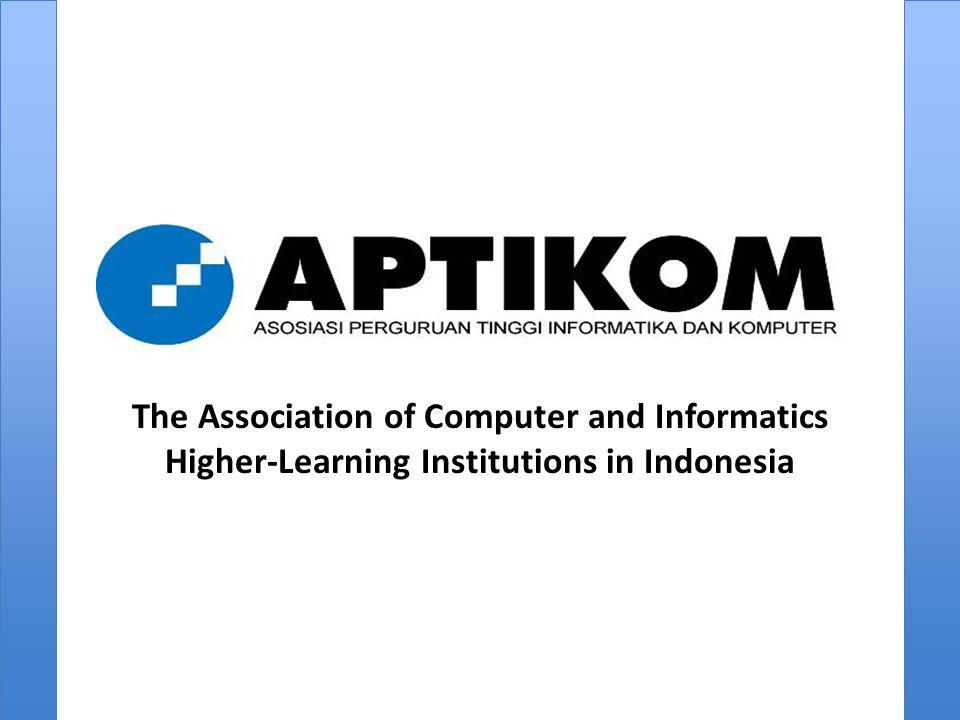 Public Private Partnerships NEXUS Industry Ministry of National Education APTIKOM ICT Universities 1.