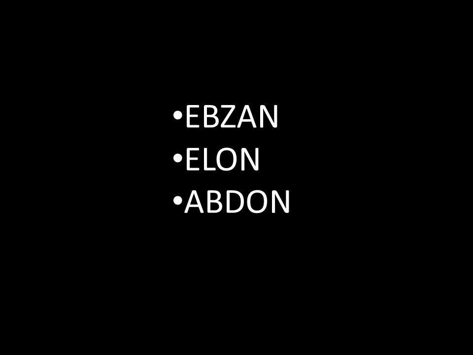 EBZAN ELON ABDON