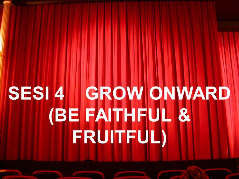 SESI 1 GROW DEEP (BE ROOTED)