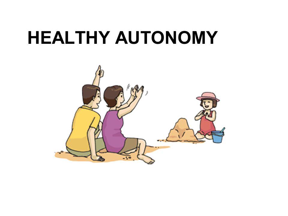 HEALTHY AUTONOMY