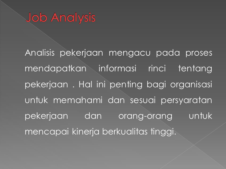 Work redesign Human resource planning Selection Training Performance appraisal Career planning Job evaluation