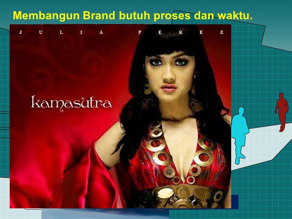 Membangun Brand butuh proses dan waktu. Yulia Rachmawati