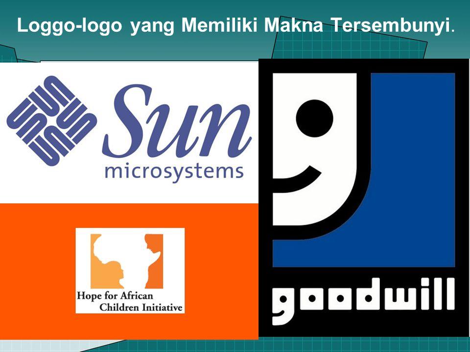 Loggo-logo yang Memiliki Makna Tersembunyi.