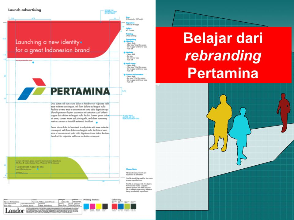 Belajar dari rebranding Pertamina