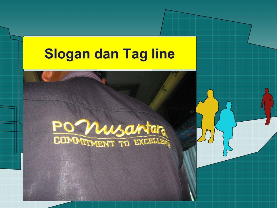 Slogan dan Tag line