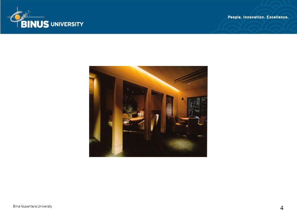 Bina Nusantara University 25