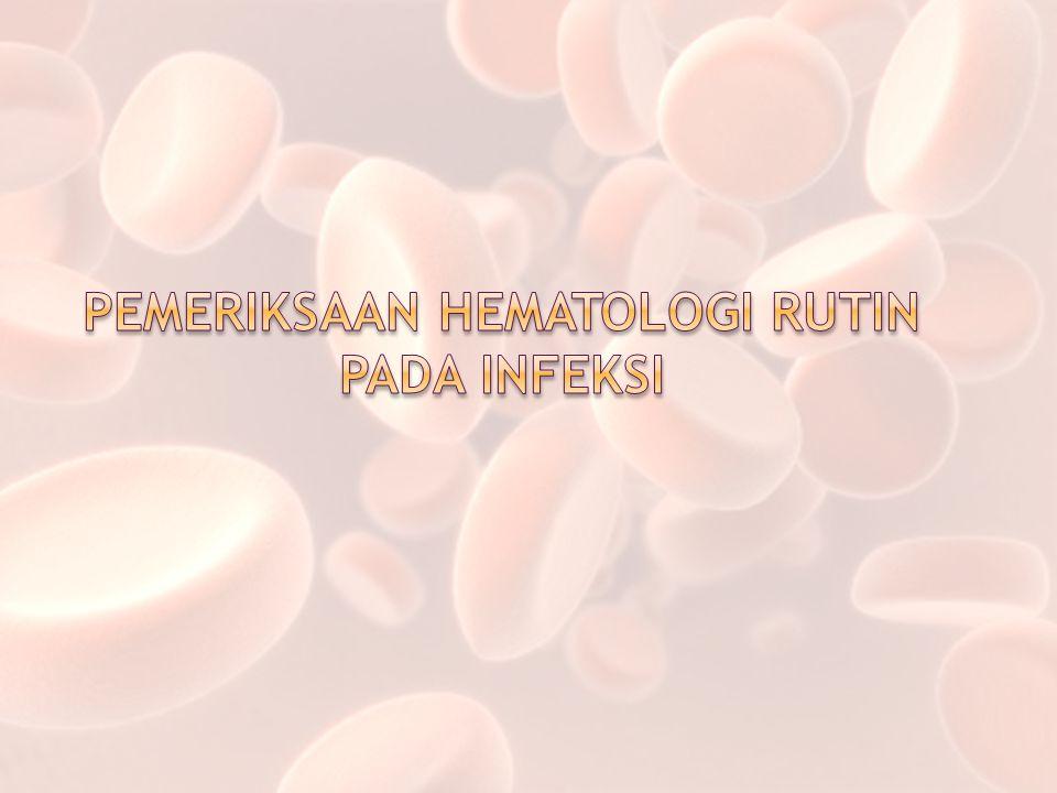 Infeksi Bakteri: Demam Scarlet dari infeksi Streptococcus Infeksi Parasit: Ascariasis, Ankylostomiasis, Strongyloidiasis, Trichinosis, Visceral larva migrans, Filariasis, Malaria, Scabies, Schistosomiasis, Pneumocystis carinii (tanda HIV-AIDS) Infeksi Fungus: Aspergillosis, Coccidioidomycosis