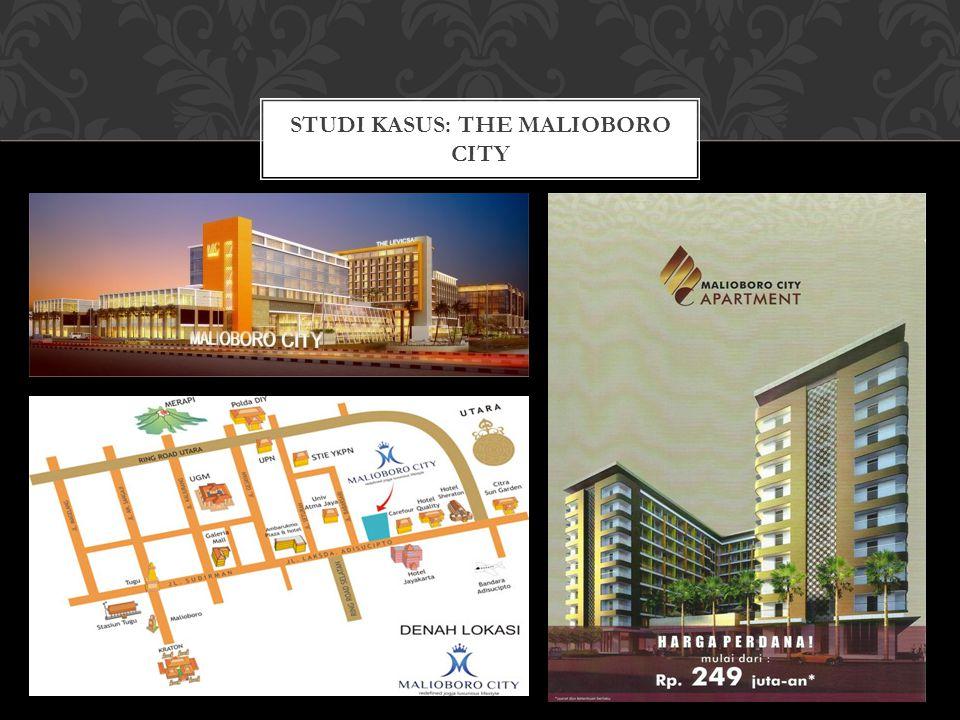 STUDI KASUS: THE MALIOBORO CITY