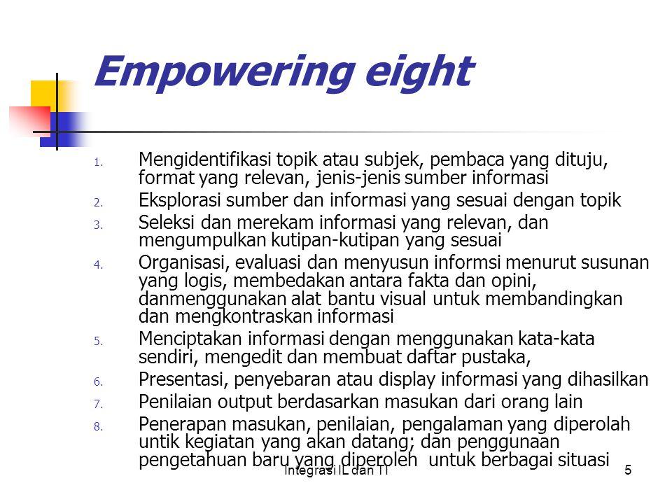 Empowering eight 1.