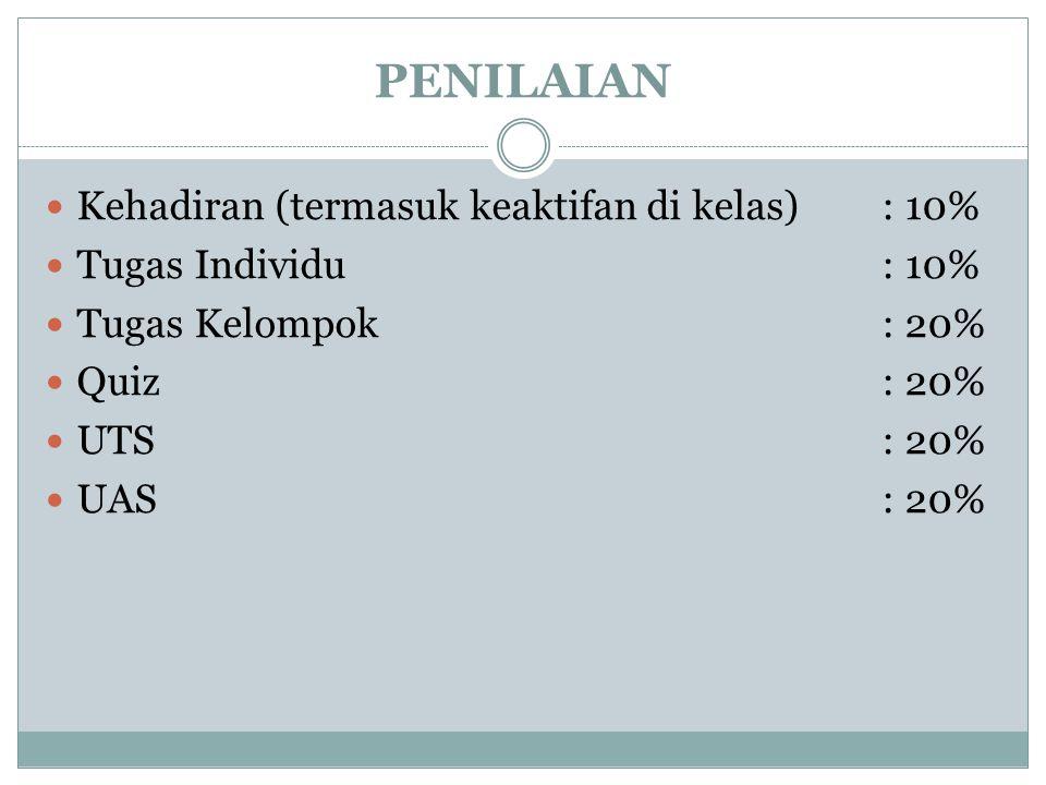 DOWNLOAD MODUL KULIAH : Viska.web.id SMS : 0856- 4319 – 5004 (hanya akan direspon maksimal jam 22.00 WITA) E-mail untuk mengirim tugas: viskaarmalina@gmail.com