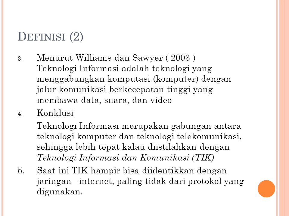 D IAGRAM OF ICT L ITERACY (K EMAMPUAN )