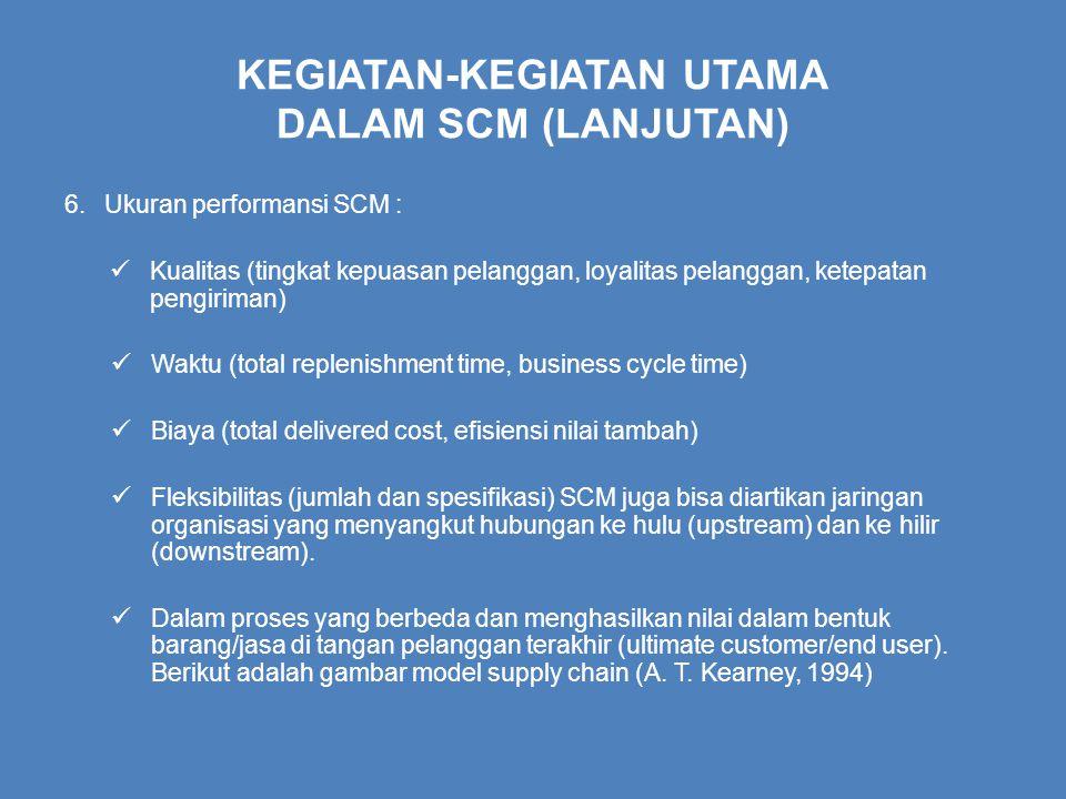 KEUNTUNGAN PENERAPAN SCM Keuntungan menerapkan supply chain menurut Indrajit dan Djokopranoto adalah: 1.