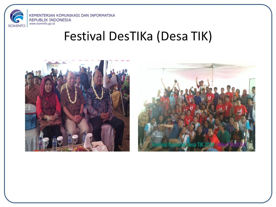 Festival DesTIKa (Desa TIK)